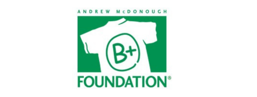 The Andrew McDonough B+ Foundation image